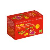 Tisane de fruits Agrumes