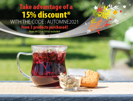 To start fall in great shape, invite tea and spices in your cups and plates!